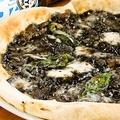 料理メニュー写真ブラックマルゲリータ:マニアックな黒いマルゲリータ!