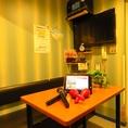 大きいお部屋から小さいお部屋まで様々なタイプのお部屋をご用意しています。
