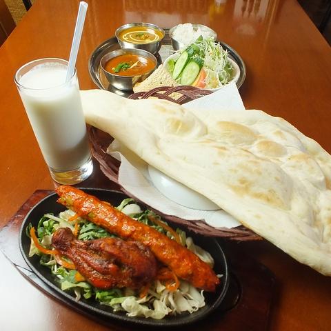 インド料理 サンバンダ 古河店