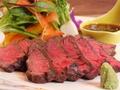 料理メニュー写真信州プレミアム和牛 イチボ