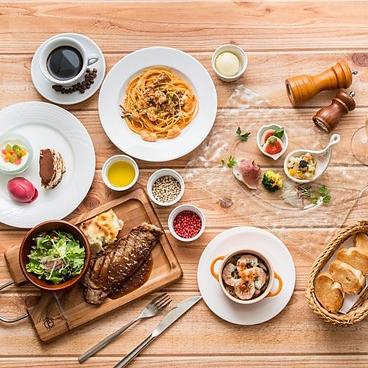 トラットリア エ カフェ グラッツィア Trattria e cafe Grazia 神戸国際会館SOL店のおすすめ料理1