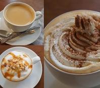 種類豊富なカフェドリンクメニュー