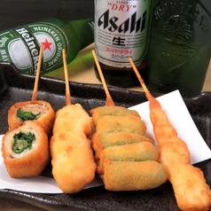 串揚げ酒場 大和食堂のおすすめ料理1
