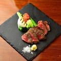 料理メニュー写真仙台牛のロースト