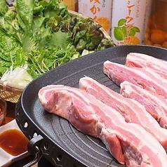 ぶたくん家のおすすめ料理1
