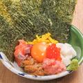 料理メニュー写真鮮魚バクダン