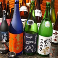 【和×フレンチ】和・・・厳選した日本酒6種!大吟醸酒・純米酒・特別純米酒・熱燗を用意しております。