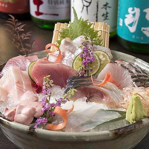 海鮮と日本酒 Wally cook