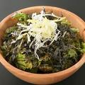 料理メニュー写真キャベツの千切り/キャベツムンチ/チョレギ/韓国のりムンチ