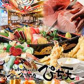 金山魚市場 ぴち天 (金山)