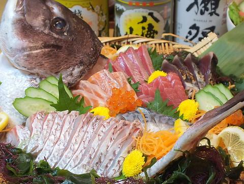新大阪駅◆個室完備◆2名~100名迄収容可能◎失敗しない宴会は大庵で♪