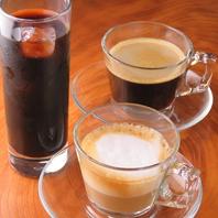 70分間コーヒーお代わり自由\500
