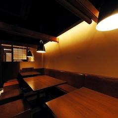 4名×3室の半個室をつなげて、12名個室OK!#個室#居酒屋#ランチ#テイクアウト#宴会#牛タン#和食#名古屋駅#名駅#飲み放題#接待
