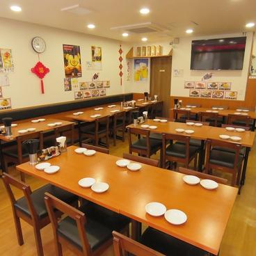 中華料理 嘉宴 糀谷店の雰囲気1