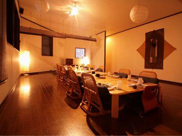 おさかな茶寮の雰囲気1