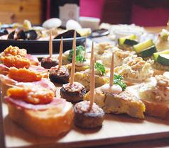 ラ・コシーナ・デ・セレーソ La cocina de Cerezoのコース写真