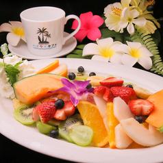 ハナウマカフェの写真