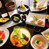 四季折々の地元の野菜を使った料理が自慢!!