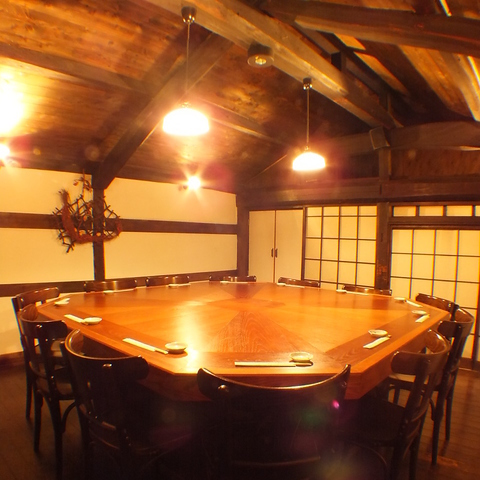 種類豊富な日本酒も充実!お料理に合った美味しいお酒をどうぞ。至福の時を…