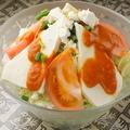 料理メニュー写真パニールサラダ Paneer Salad