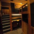 貸切パーティのご利用にもおすすめのおしゃれな空間☆ロフト上の空間はVIPルームや控室でのご利用も便利です◎
