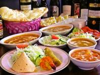 インド料理は健康料理