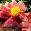 料理メニュー写真マグロのお刺身