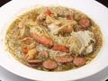 料理メニュー写真ガンボスープ