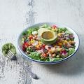 料理メニュー写真オリジナルチョップサラダ