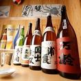 22都道府県の日本酒を味わえます!
