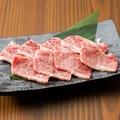 料理メニュー写真上カルビ(タレ・塩)