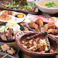 難波でイベリコ豚を含む宴会コース料理を楽しめます!