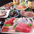 料理メニュー写真その他、その他当日オススメのお寿司やお料理を各種取り揃えております!