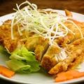 料理メニュー写真若鶏の中華香味ソース