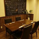 ≪テーブル4席4卓≫