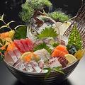 料理メニュー写真おまかせ刺身盛り(磯)(2~3名様)