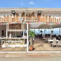 海の家 ロインズ ビーチハウスの写真