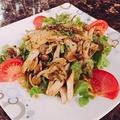 料理メニュー写真森のサラダ