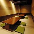 2・4・6名の半個室にもなります!#個室#居酒屋#ランチ#テイクアウト#宴会#牛タン#和食#名古屋駅#名駅#飲み放題#接待