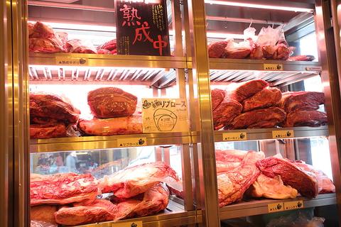 和牛専門焼肉店 毎日種類豊富に熟成された和牛をご提供してます!
