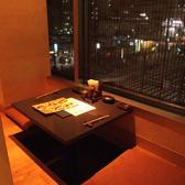 【ご希望のお部屋がありましたらご予約時にお伝えくださいませ】《楽蔵 銀座有楽町駅前店》では多数の個室席をご完備しておりますので様々なシーンに合ったお席が見つかります掘りごたつ席、テーブル席の個室あり◎夜は夜景を眺めながらお食事を堪能できるお席もございます♪ご予約はお早めにお願い致します!!