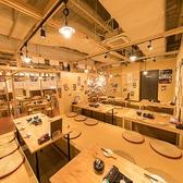 小上がり、団体様の堀りごたつ個室です。会社の飲み会や、女子会などゆったりくつろげる掘りごたつ席は、宴会向きのお席です。優しい和の雰囲気で、ゆったりとした落ち着いた時間をお過ごしいただけます。ぜひ各種ご宴会でご利用ください。また、九次郎メンバーなら2h飲み放題1,800円→1200円に!店頭で簡単無料登録♪