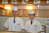 つきぢ神楽寿司 本店の雰囲気3
