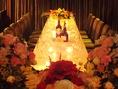 【結婚式2次会もお任せ♪】…特典付きの結婚式2次会コースは飲み放題付きで3000円~!スタッフが全力でサポートいたします♪下見などお気軽にお問合せください。