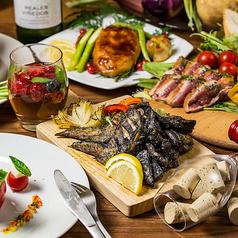 個室肉バル×イタリアン 肉タリアンのコース写真