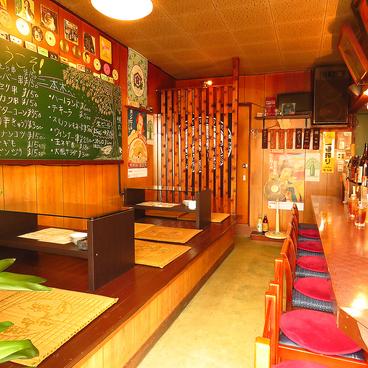 二代目 串焼き 串バル 二本木の雰囲気1