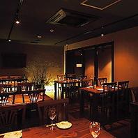 新潟駅南にある60名様までご宴会可能な割烹料理屋