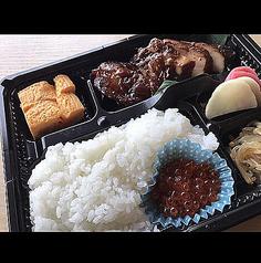 鶏の味噌漬け焼き弁当×北海道いくらの醤油漬け