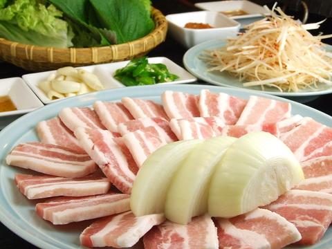 韓国家庭料理 愛