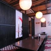 うまいもん酒場 魚鶏 錦糸町店の雰囲気3